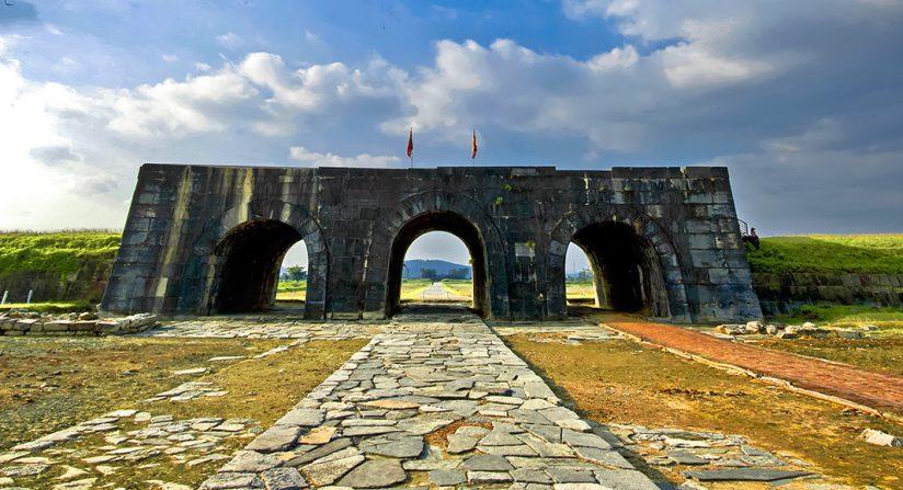 citadelle dynastie ho