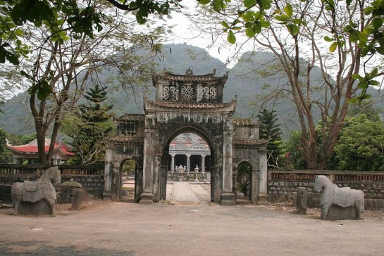 que faire a ninh binh visite temple