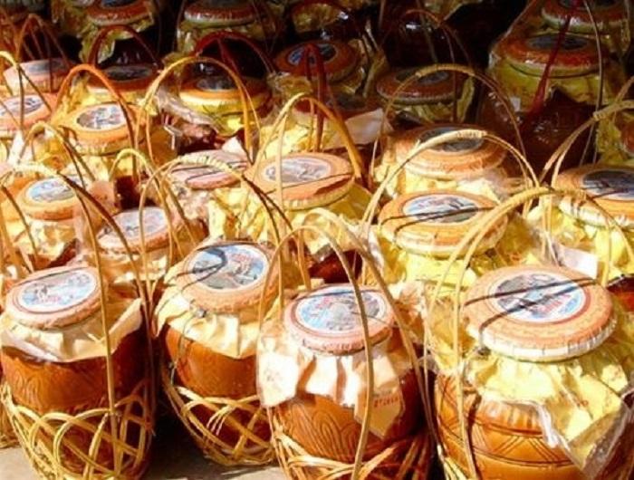 plat typique ninh binh vietnam alcool riz.jpg