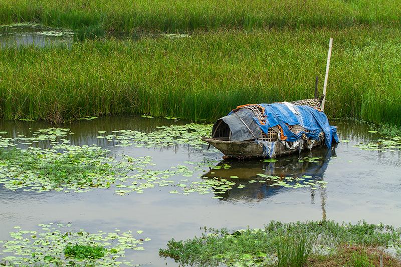 bateau van long 1