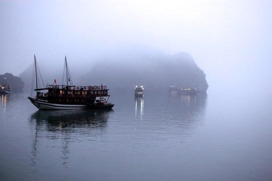 climat de la baie d'halong 1