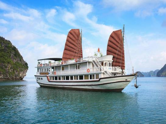 croisière dans la baie d halong