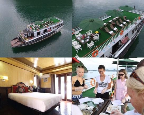 croisière à la baie d'halong 6