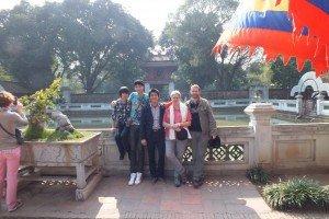 Visite Hanoi avec guide francophone au Vietnam