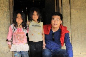 Visite l'ethnie Hmong a Sapa