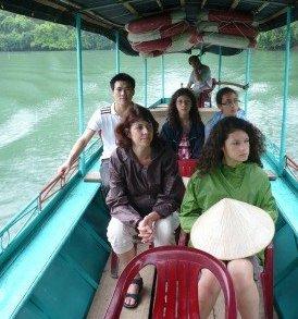 Promenade au Lac Ba Be avec guide francophone locale Hanoi