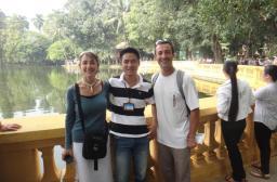 Guide francophone au nord Vietnam