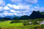 Le Mont Tham à Phu Tho