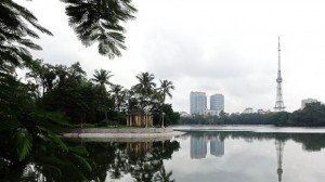 Le parc Thong Nhat