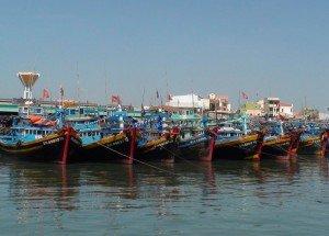 La province de Binh Thuan