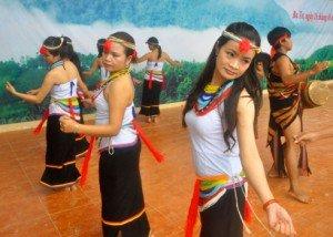 La fête traditionnelle des Brâu