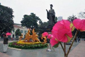 Fondateur de Ville Hanoi
