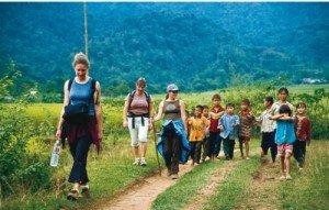 Balade aux Villages Sapa