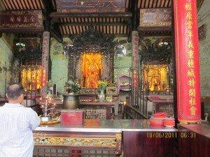 autel des ancetres