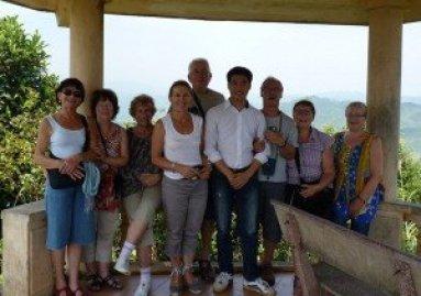 Voyage vietnam avec Guide francophone touristique Hagiang