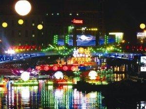 Le Réveillon 2013 à Hô Chi Minh-Ville.