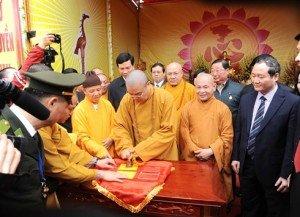 La fête de Yên Tu inaugurée à Quang Ninh