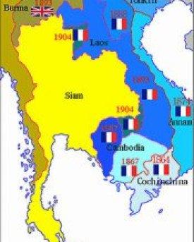 Histoire du Laos