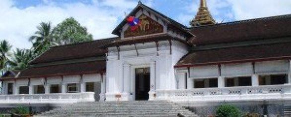 L'ancien Palais Royal - Luang Prabang et ses alentours