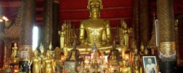 Wat Mai (Le Nouveau Monastère) - Luang Prabang et ses alentours