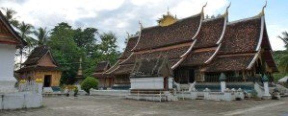WAT XIENGTHONG - Luang Prabang et ses alentours