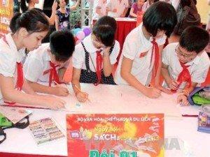 Le Salon du livre 2014 attendu à Hanoi