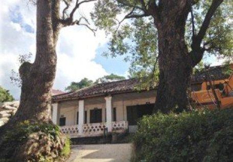 Une ancienne résidence d'une célèbre famille Nông Hùng Tân