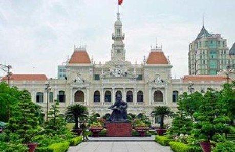 Bientôt la fête Hô Chi Minh-Ville Notre maison