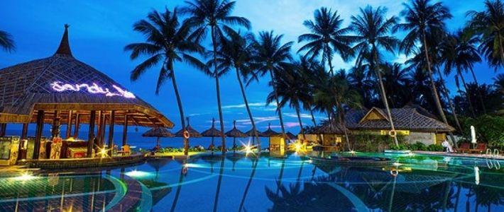 Hotel de luxe de Mui Ne