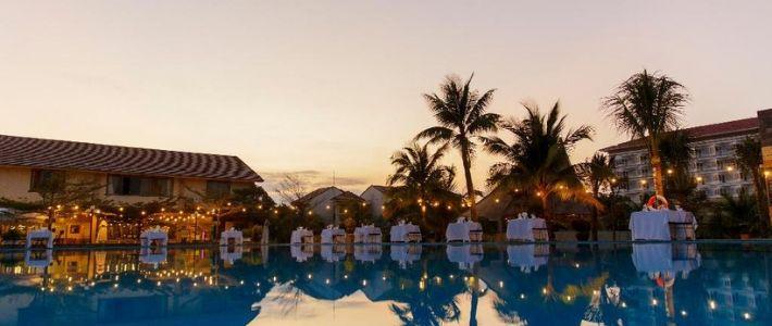 Hotel de luxe à Nhat Le Dong Hoi