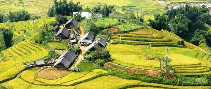Village Lao Chai Ta Van