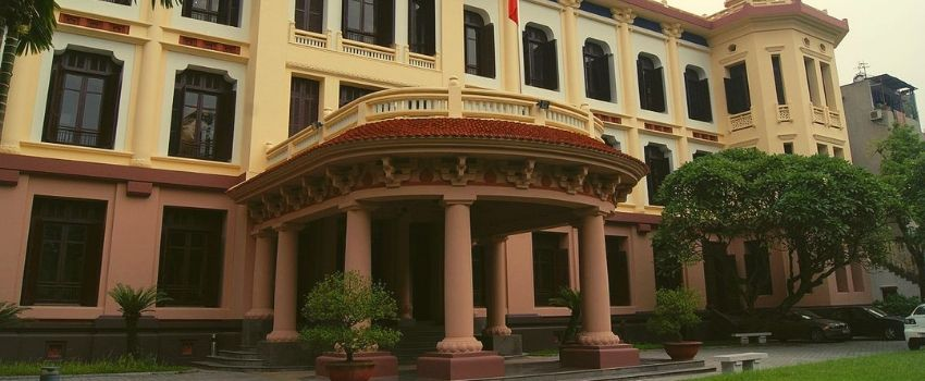 Musée des Beaux-Arts du Vietnam Hanoi