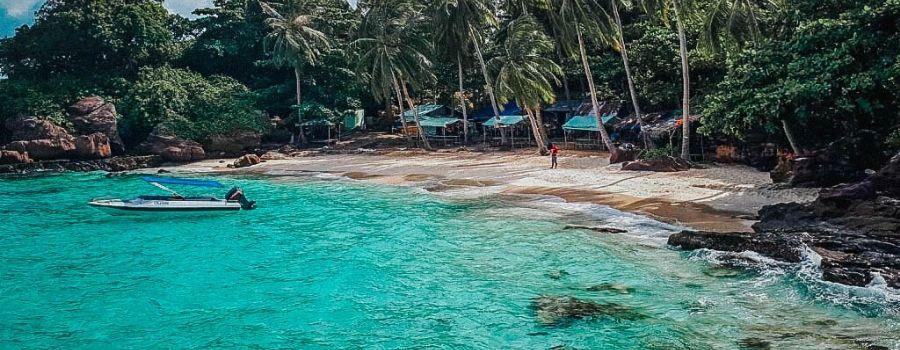 L'île de Phu Quoc Vietnam