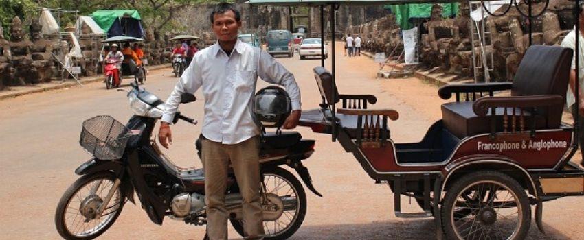 Guide francophone Siem Reap
