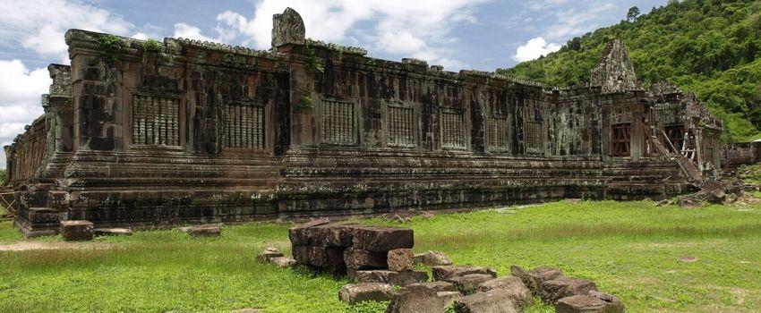 Wat Phou Laos