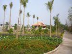 Le parc Lam Vien ou parc du 19 mai