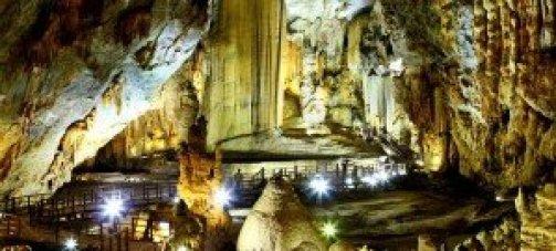 Grottes Phong Nha Ke Bang