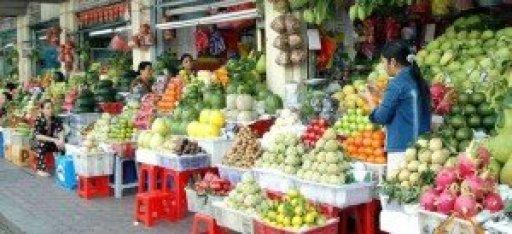 Marche à Saigon