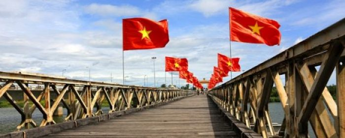 Pont Hien Luong Quang Tri