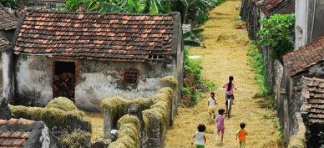 Village Cu Dà à Thanh Oai Hanoi
