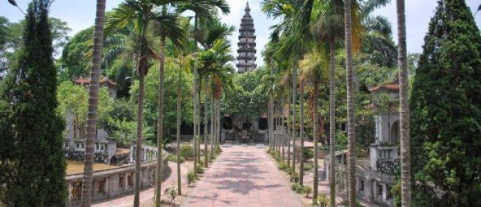 La pagode Keo Thai Binh