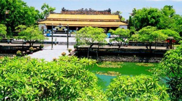 Ville de Hue -  Cite imperiale de Hue