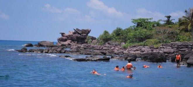 La mer et les îles touristiques de Kiên Giang