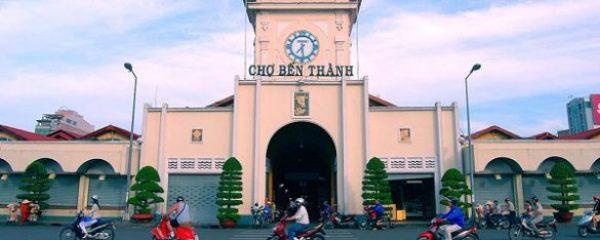 marché de Ben Thanh