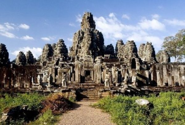 temple d'angkor cambodge