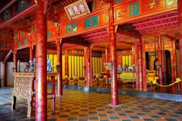 visite de la Cité Impériale Hue