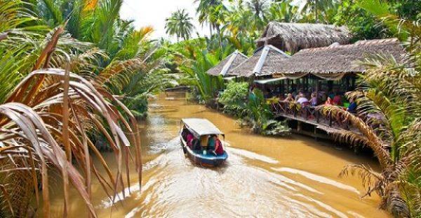 Croisière sur le Mékong Cai Lay Tien Giang