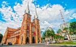 Voyage à Ho Chi Minh Ville