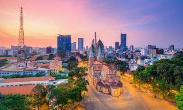 Saigon - Ho Chi Minh ville