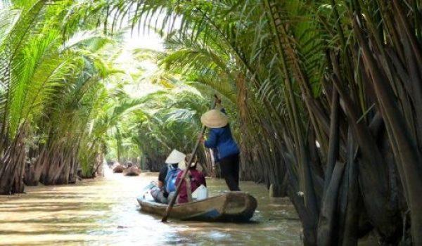 Visite delta du Mékong Vietnam